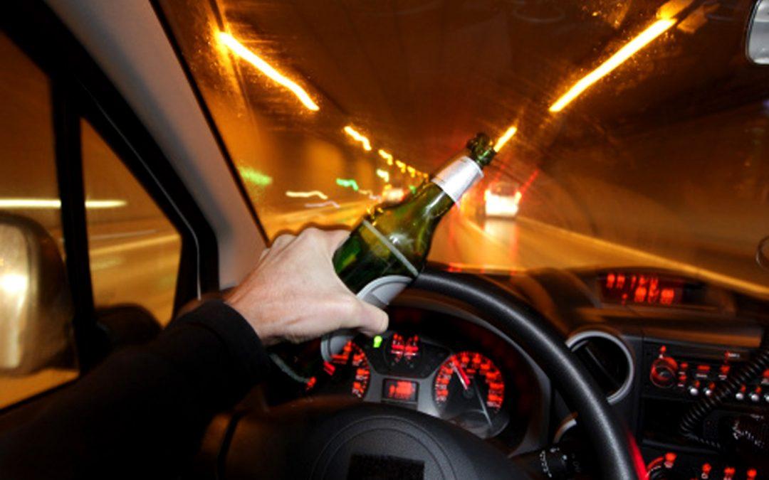 guida ebbrezza sospensione patente