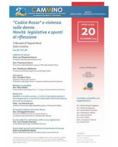 Codice Rosso e Violenza sulle donne